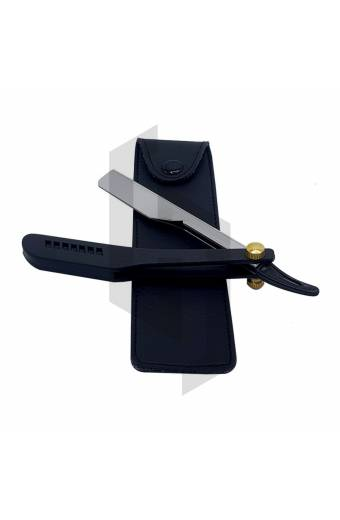 Plastic Handle Blade Replaceable Straight Razor