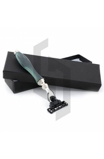 Plain Handle Cartridge Safety Razor