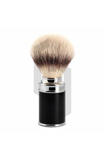 Stainless Shaving Brush in Different Colors