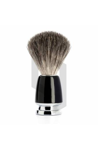 Elegant Shaving Brush Black Handle