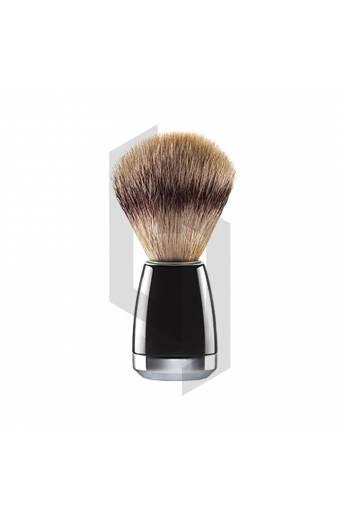 Black and Chrome Shaving Brush