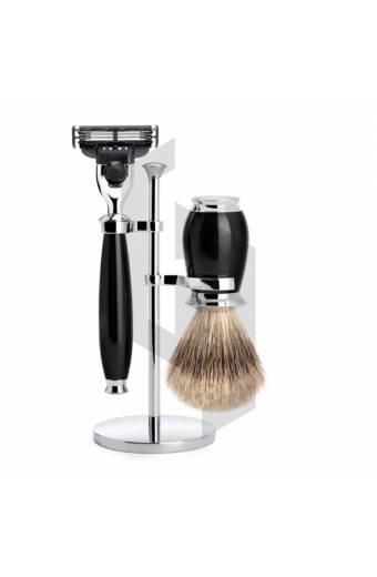 Shave Edge Slim Cartridge Shaving Set