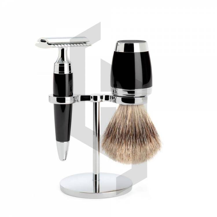 Shave Edge Traditional Shaving Set