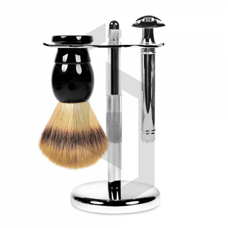 Shaving Kit with Best Badger Hair