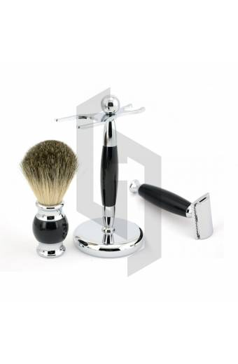 3 Pieces Shaving Kit for Mens