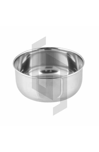 Huge Stain Steel Shaving Bowl