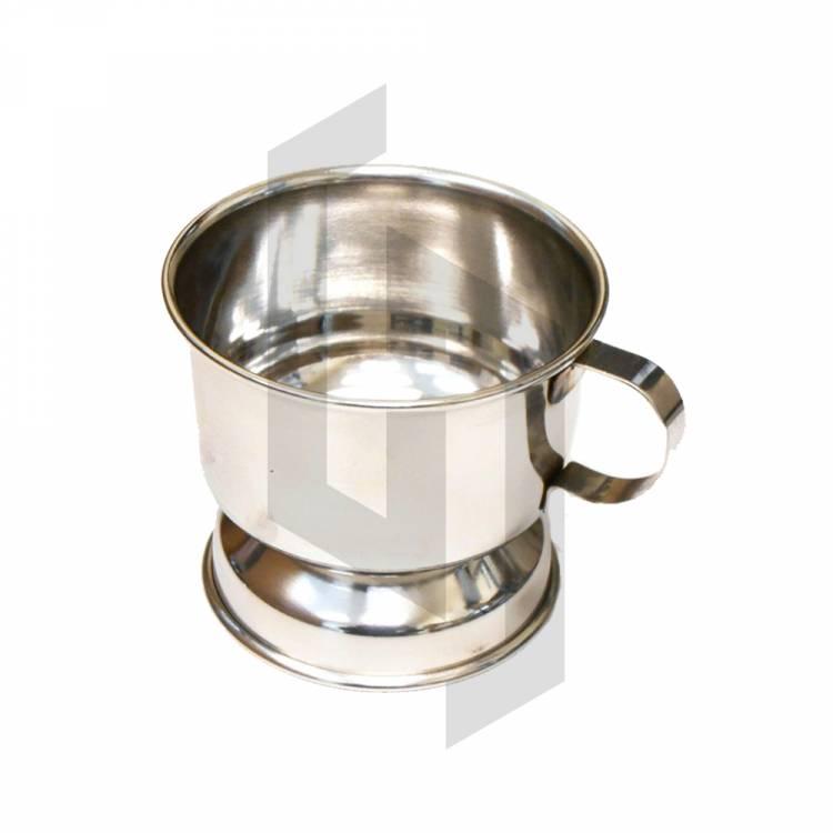 Wet Shaving Stainless Steel Mug