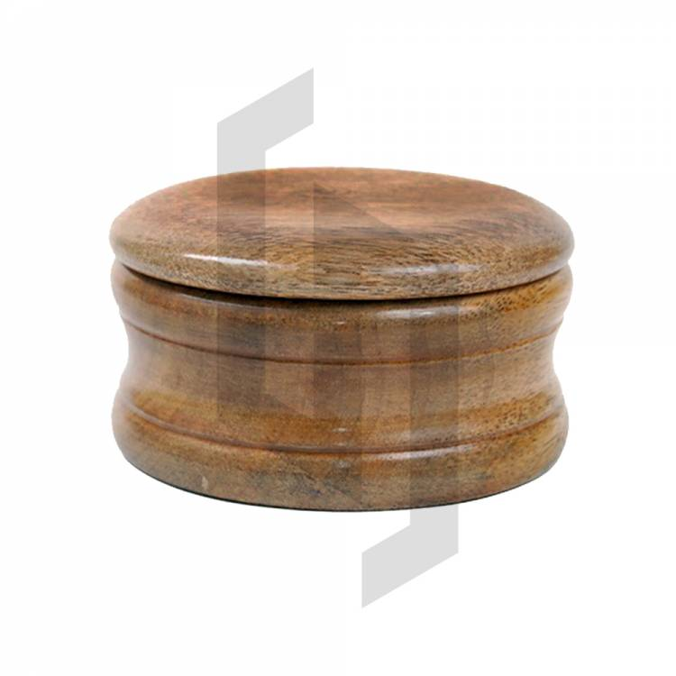 Stylo Wood Shaving Bowl with Lid