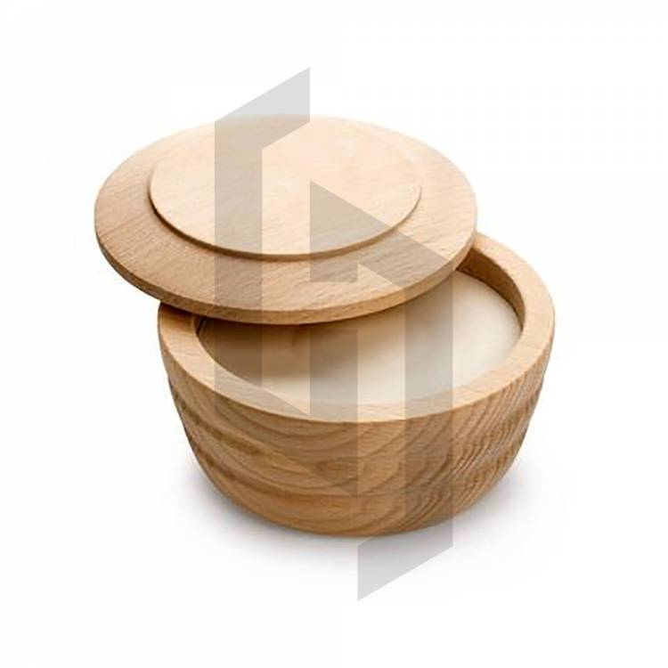 Mango Handcrafted Wood Soap Bowl