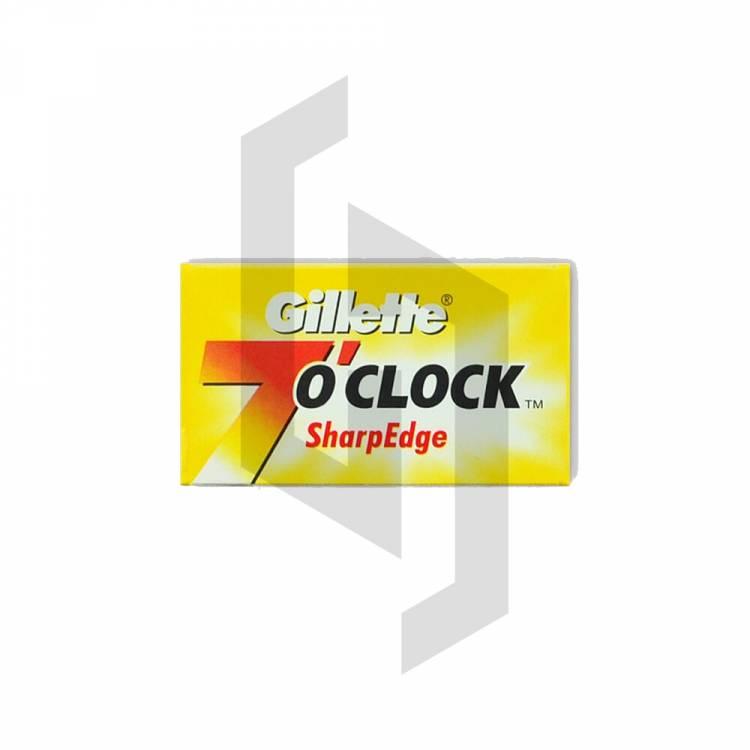 7 o'CLOCK  RAZOR BLADES