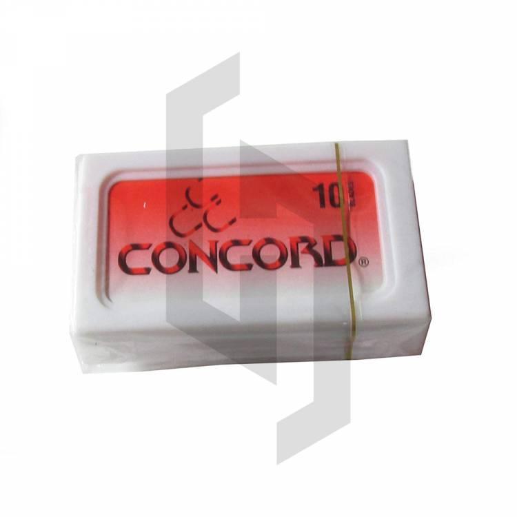 Concord Stainless Steel Razor Blades