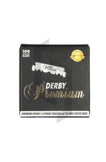 Derby Premium Single Razor Blades