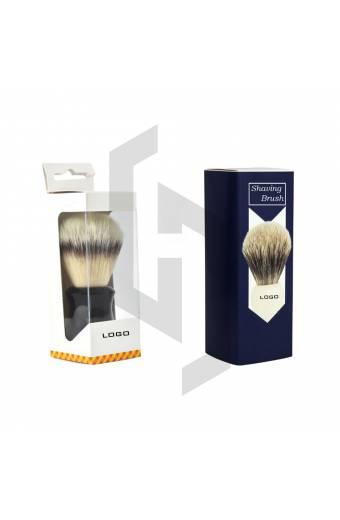 Customized Art-Card Gift Box Packaging for Shaving Brush