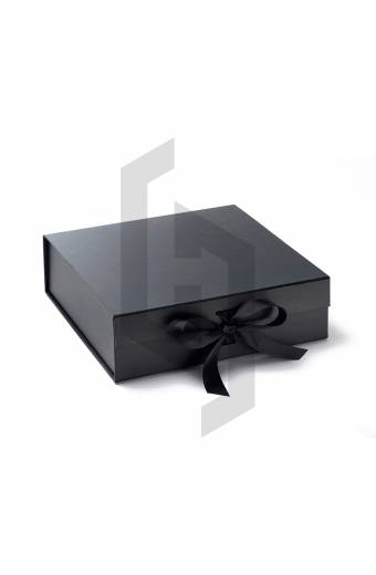 Shaving Kit Gift Box with Magnetic and Ribbon