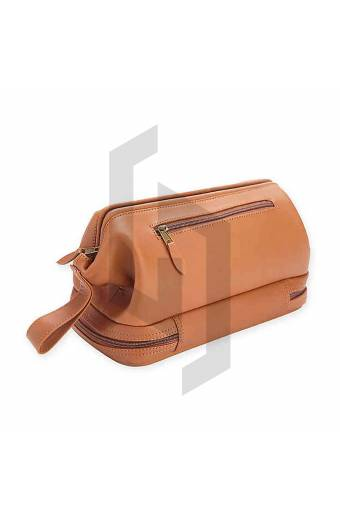 Leather Toiletry Bags For Men's