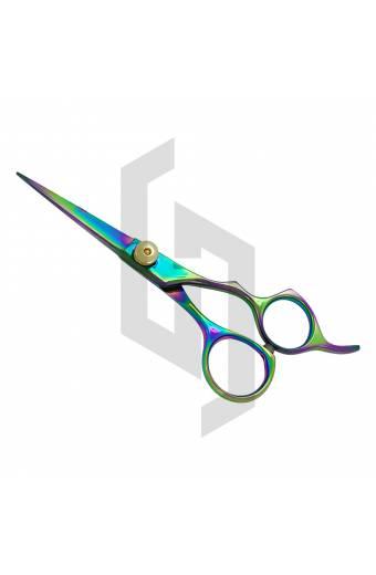Hi Cut Multi Color Barber Shear And Scissors