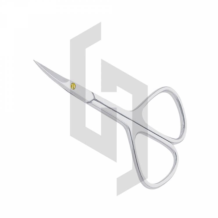Cuticle Fancy Nail Scissor Curved