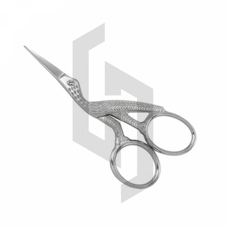 Dull Eagle Cuticle Nail Scissors