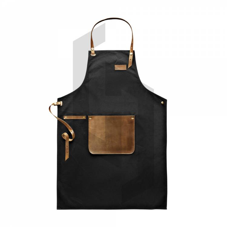 Professional Apron With Pocket Kitchen Apron Cooking Cafeing Gardening BBQ Grill apron