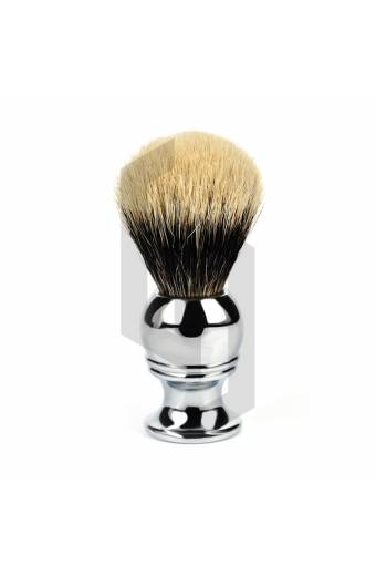 Steel Shaving Brushes