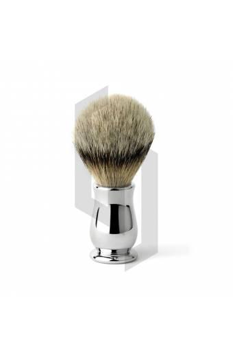 Stainless Steel Shaving Brush