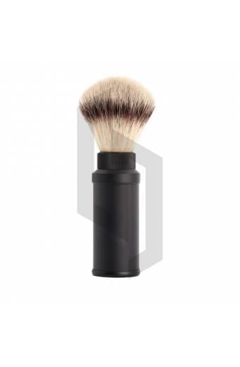Black Travel Shaving Brushes